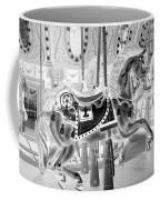 Carousel In Negative 3 Coffee Mug