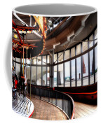 Carousel Over Albany Coffee Mug