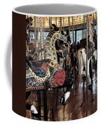 Carousel War Horse Coffee Mug