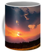 Carpathian Sunset Coffee Mug
