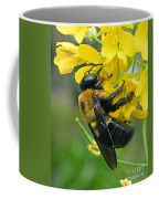 Carpenter Bee Coffee Mug