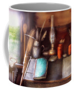 Carpenter - In A Carpenter's Workshop  Coffee Mug