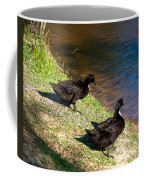 Carpenters Park-ducks Coffee Mug
