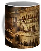 Carpenter's Workroom Coffee Mug