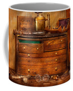 Carpentry - Tools - In My Younger Days  Coffee Mug by Mike Savad