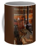 Carpentry Workshop Coffee Mug