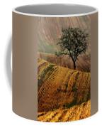 Carpet Fields Of Moravia Coffee Mug