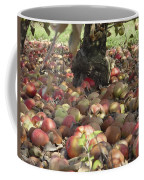 Carpet Of Apples Coffee Mug