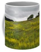 Carpet Of Malibu Creek Wildflowers Coffee Mug