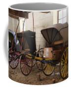 Carriage - Chateau Usse Coffee Mug