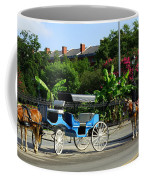 Carriage Tours New Orleans Coffee Mug