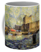 Starry Carrickfergus Castle Coffee Mug