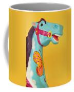 Carrosel Horse Coffee Mug