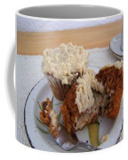 Carrot Muffins Coffee Mug