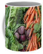 Carrots And Beets Coffee Mug
