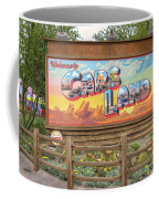 Cars Land Coffee Mug