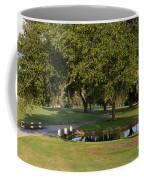 Cart Path Coffee Mug
