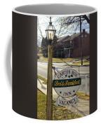 Carter Run Inn 1 Coffee Mug