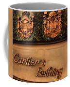 Cartier Jewellery Coffee Mug
