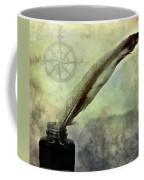 Cartography Coffee Mug