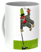 Cartoon 03 Coffee Mug by Svetlana Sewell