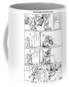Cartoon: League Of Nations Coffee Mug
