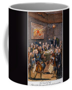 Cartoon: Politicians Coffee Mug