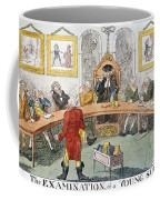 Cartoon: Surgeons, 1811 Coffee Mug