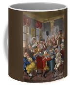 Cartoon: The Smoking Club Coffee Mug