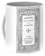 Cartouche, 1765 Coffee Mug