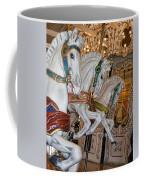 Caruosel Horses Coffee Mug
