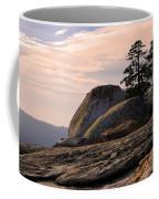 Carved Granite Coffee Mug