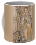 Carved In Wood Coffee Mug