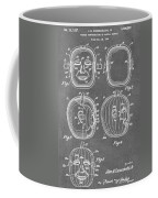 Carved Pumpkin Patent Coffee Mug