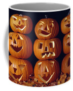 Carved Pumpkins  Coffee Mug