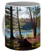 Cary Lake In The Fall Coffee Mug