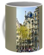 Casa Batllo - Barcelona Spain Coffee Mug