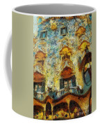 Casa Battlo Coffee Mug by Mo T