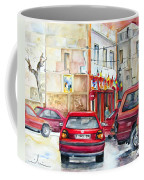 Casa Pinet In Tarbena Coffee Mug