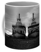 Casca And Whitehorse Coffee Mug