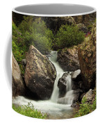 Cascade In Lower Ice Lake Basin Coffee Mug