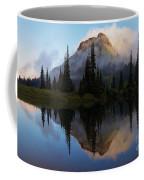 Cascade Mirror Coffee Mug by Mike  Dawson
