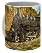 Cascade Mountain Train Coffee Mug