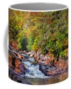 Cascade Of Water Coffee Mug