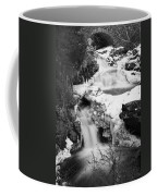 Cascades Of Velvet Coffee Mug by Luke Moore