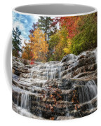 Cascading Coffee Mug