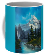 Cascading Falls Coffee Mug by C Steele