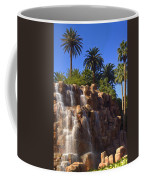 Cascading Rocky Waterfall Coffee Mug