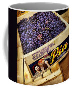 Case Of Sangiovese Grapes Coffee Mug