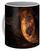 Case Tractor Abstract Coffee Mug
